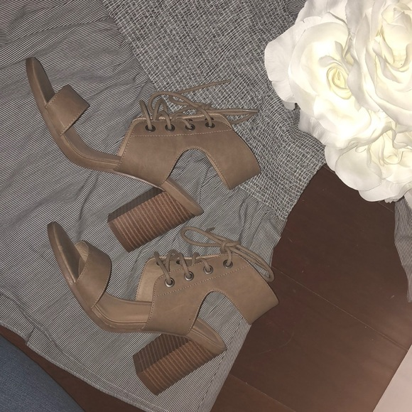 Madden Girl Shoes - Cute and trendy block heel open toe shoes